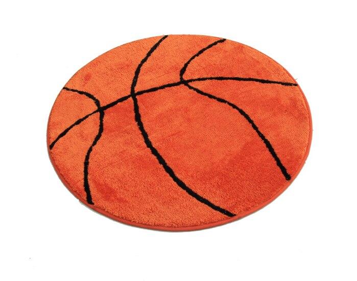 20 Styles tapis rond grande taille salon tapis garçons chambre basket rond tapis chaise tapis salle de bain tapis de haute qualité
