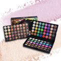 Popfeel Beauty 120 Colors Fashion Cosmetic  Eyeshadow Palette Makeup Set Matte Nude Eyeshadow