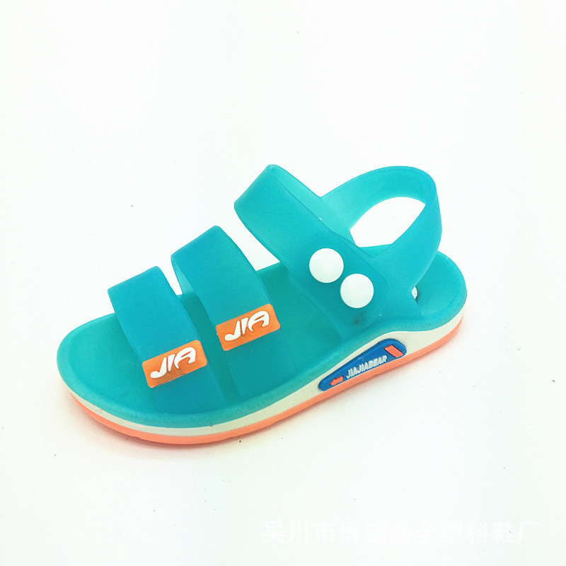 0d2af24a1f14 ᗑ New! Perfect quality jelly sandals for boy and get free shipping ...