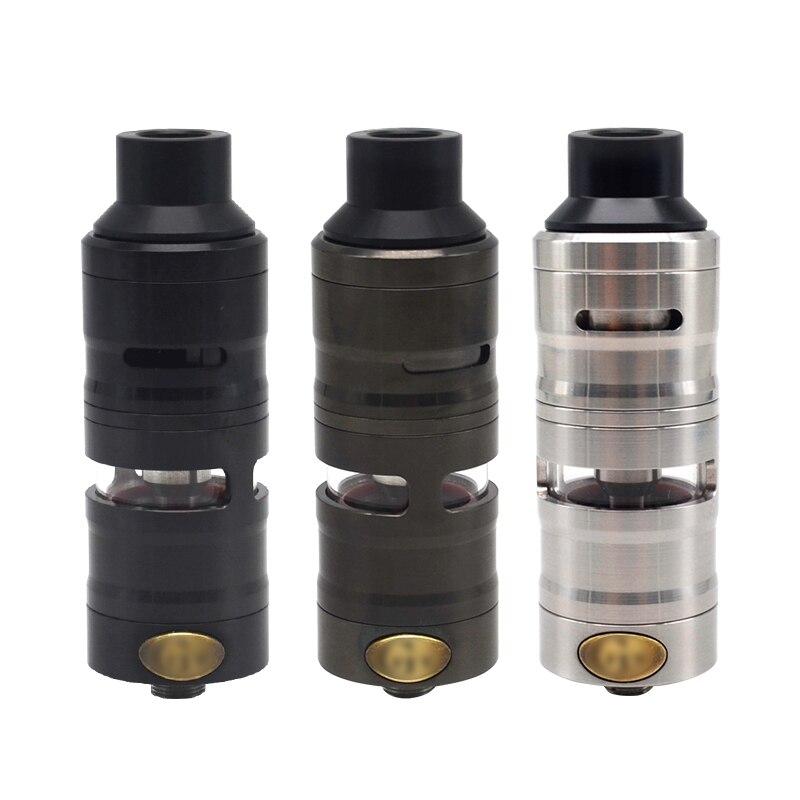 Cigarette électronique haute qualité ULTON Gevolution V2 Style maille RTA 23mm 4ml vape réservoir pour 510 fil mech mod-in Atomiseurs de cigarette électronique from Electronique    1