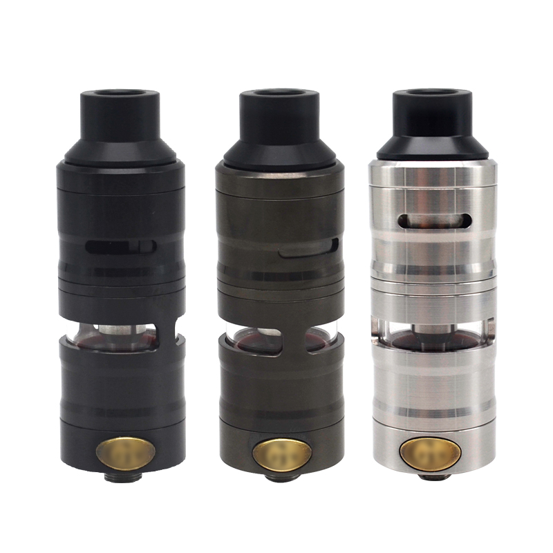 ULTON Gevolution V2 Style 316SS 23mm maille RTA reconstructible réservoir atomiseur 4 ml vape réservoir pour mech mod/boîte mod