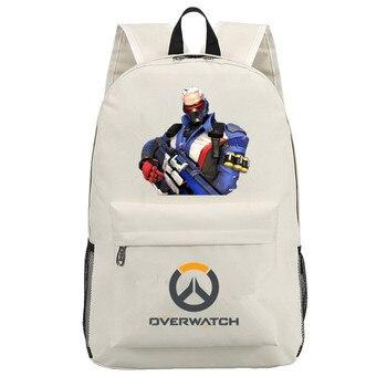 Рюкзак overwatch белый в ассортименте 1