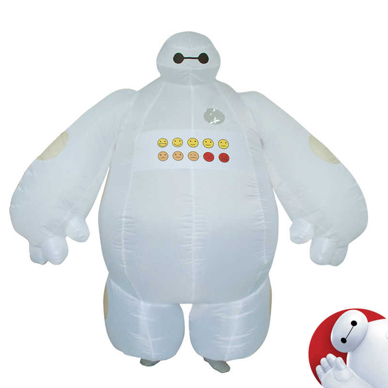 e70537417032 Detail Feedback Questions about Big Hero 6 Baymax Inflatable Costume ...