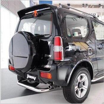 JIOYNG ABSด้านหลังสปอยเลอร์ท้ายรถAuto B Ootปีกสปอยเลอร์พอดีสำหรับSuzuki JIMNY 2007-2012