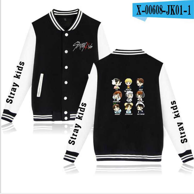Xkpopfans Kpop Stray Kids Hoodie New Album Double Knot Pullover Woojin Felix Minho Sweatshirt