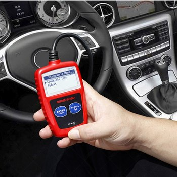 Auto Diagnostic Tools MS309 Car Instrument Retrieves Vehicle Information CAN Code Reader Scanner Detector