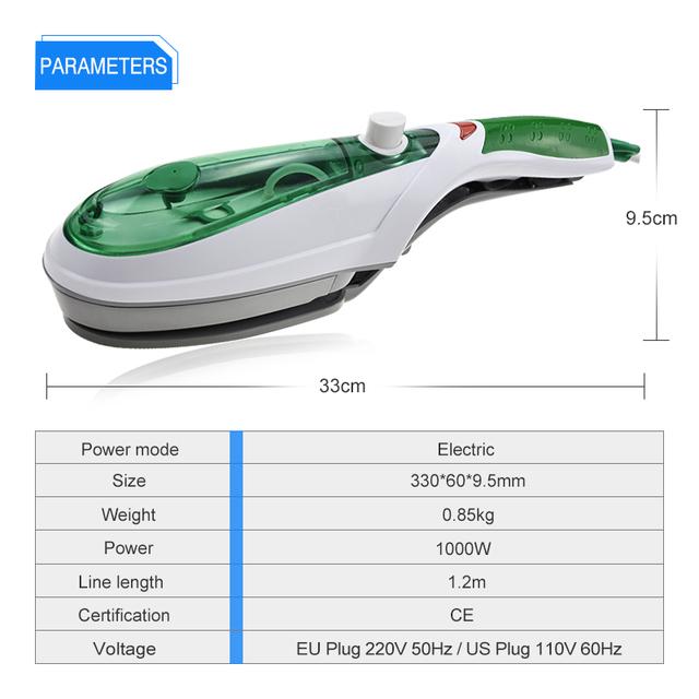 Handheld Portable Electric Steamer Iron