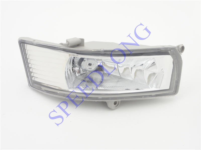 1 PC Right Side Car Clear Front bumper fog light driving lamp for TOYOTA CAMRY 2005-2006 1set front chrome housing clear lens driving bumper fog light lamp grille cover switch line kit for 2007 2009 toyota camry