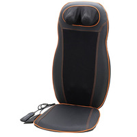 HFR 858 1A HealthForever Brand DC12V Home&Car Back Moving Kneading Rolling Shiatsu Full Body Massage Cushion Electric