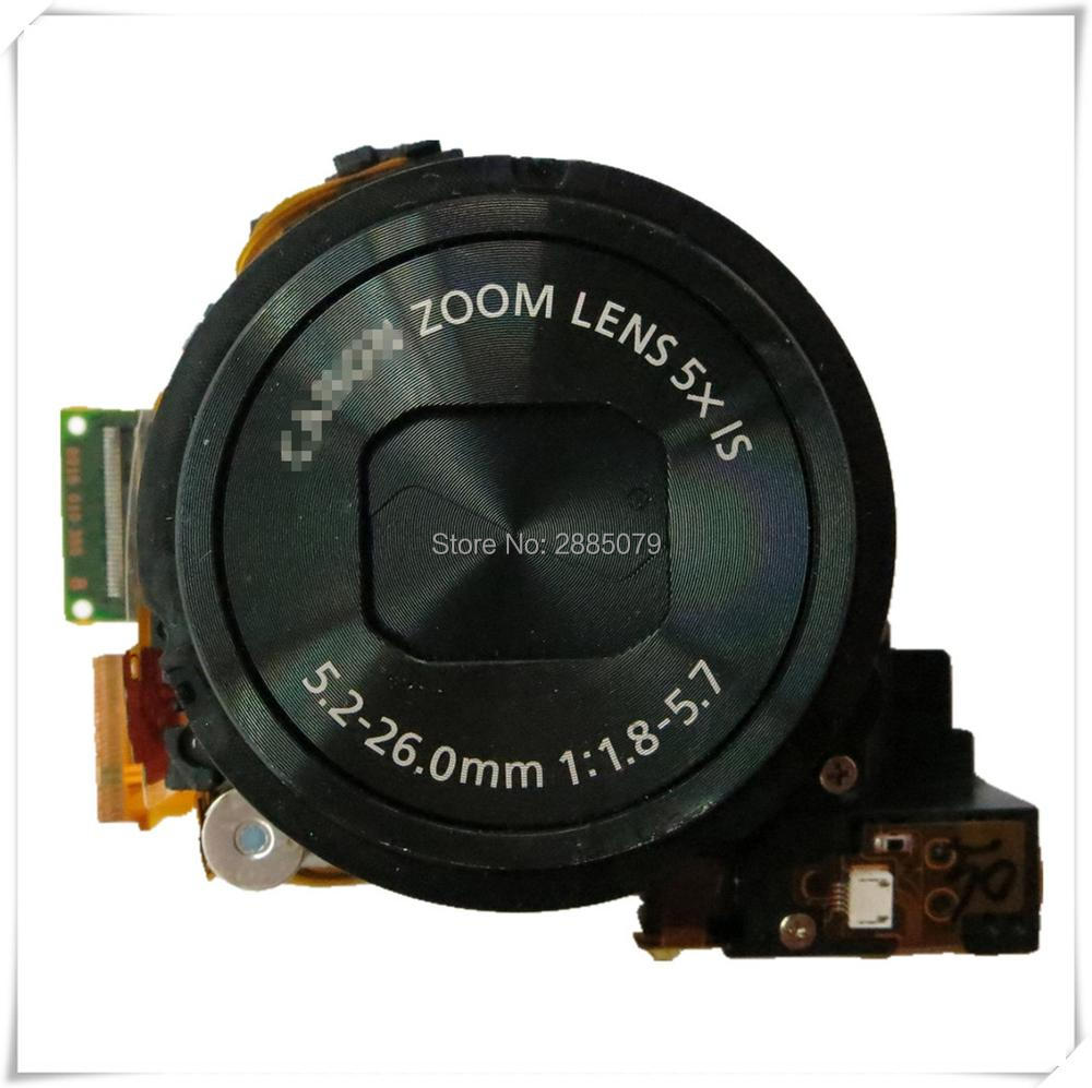 100% Original Zoom Lens +CCD Repair Part For Canon PowerShot S120;S120 V;S120V;PC2003 Digital Camera