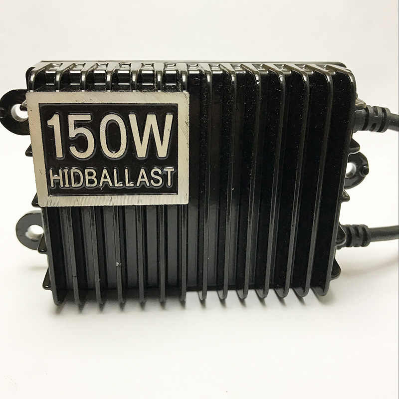DUU 150W Ballast kit HID Xenon Light bulb 12V H1 H3 H7 H11 9005 9006 4300k 5000k 6000k 8000k Auto Xeno Headlight Lamp