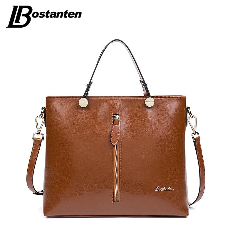 BOSTANTEN bolsos de diseño de alta calidad bolso de las mujeres de - Bolsos - foto 1