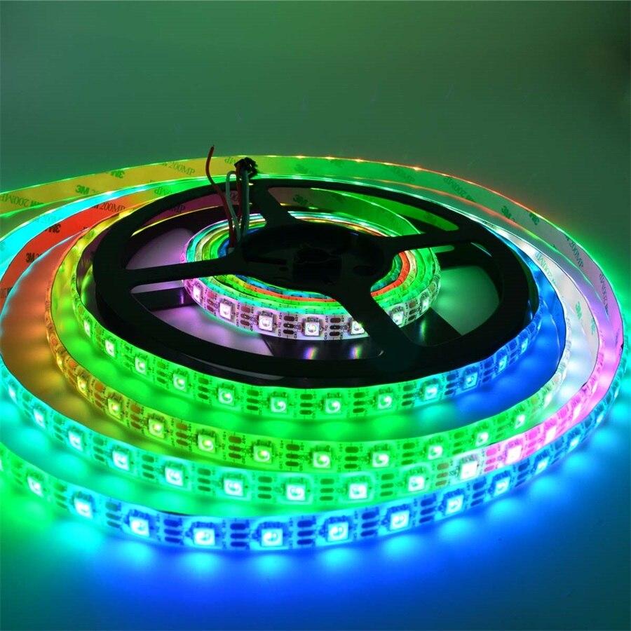Life Lampu Led Strip Smd5050 Soft Light Rgb Spec Dan Daftar Harga Paket Sama Colokan Sambungan Remote 2835 Ip44 Dc5v 5m Roll Ws2812b Smd 5050 30led M 60