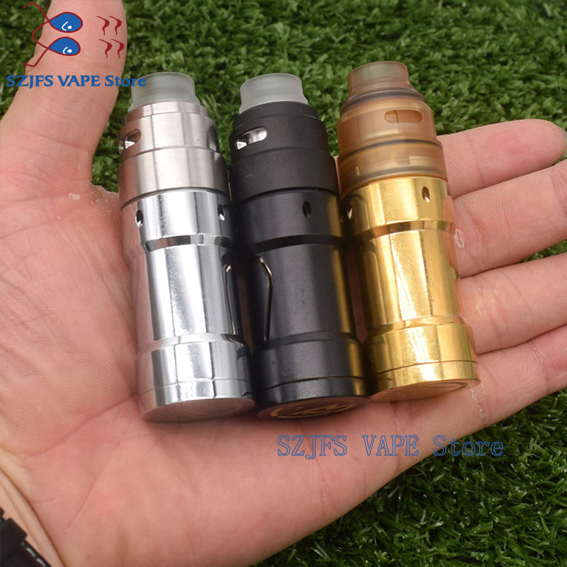 E-cigarette Fit Relosd S Rda  With Infinity Mods Piper Mod Kit 18350 Battery 25mm Vs SINUOUS P80 Tauren Mech Tube  First ModMOD