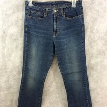 (Ship from US) Ralph Lauren Polo Jeans Size 10 33 x 31.5 Womens classic  bootcut 09660b6307a
