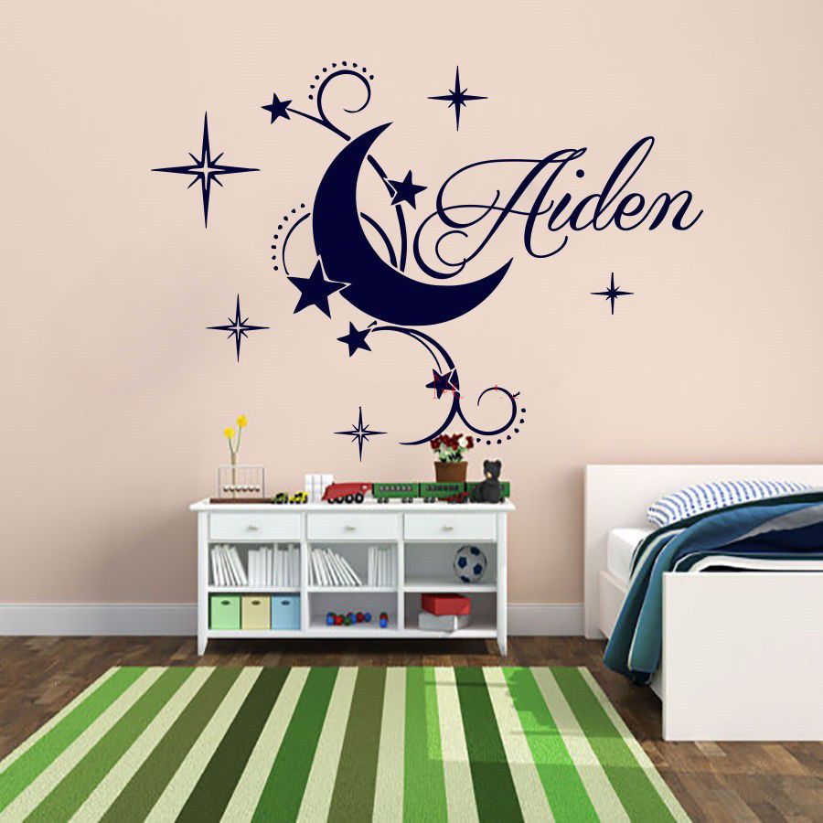 Sticker teen wall