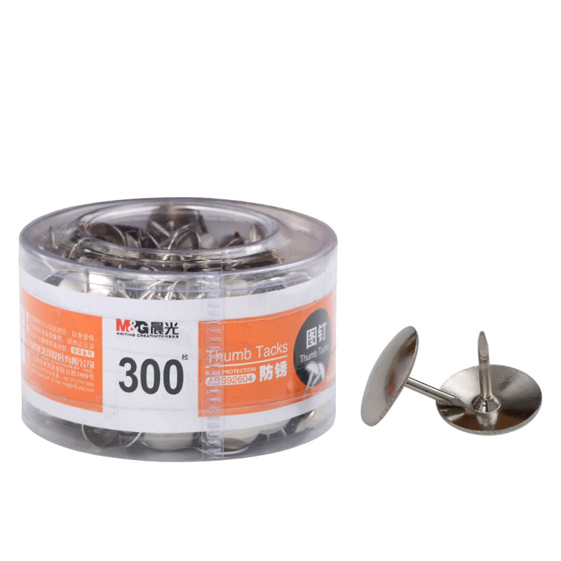 PromoteêBulletin-Board Thumb-Tack Push-Pins Metal Office Needle Message-Paper Fixed Rust-ProofÝ