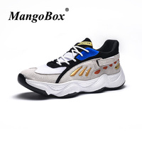 Running Shoes for Men 2018 Cushioning Athletic Jogging Sneakers Mesh Breathable Running Trainers Spring Summer Gym Shoes