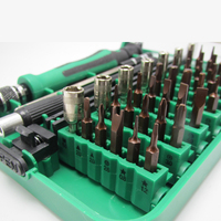 45 In 1 Screwdriver 9003 S2 Interchange Able Precise Manual Tool Set