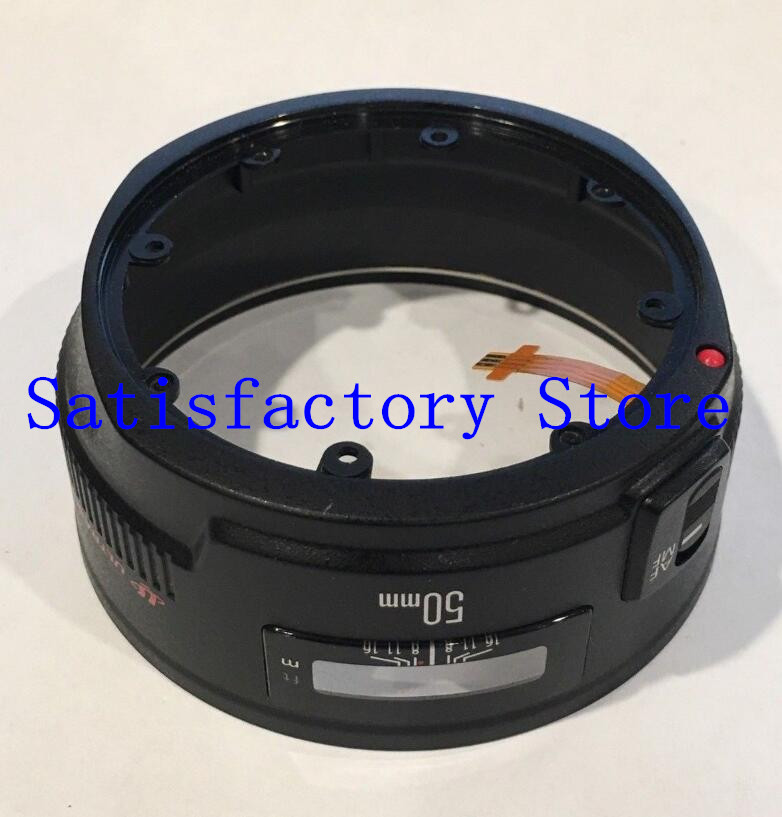 New for Canon EF 50mm 1.2 L USM Lens External Barrel Assy PartNew for Canon EF 50mm 1.2 L USM Lens External Barrel Assy Part