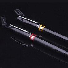 Pimio 907 Монмартр Роскошные гладкие подписания РОЛИК ручка с 0.7 мм черные чернила пополнения ручки с оригинальной подарочной коробке