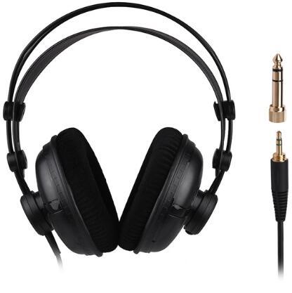 Casque de surveillance professionnel Original Samson SR950 casque de studio DJ entièrement fermé-in Écouteurs et casques from Electronique    2