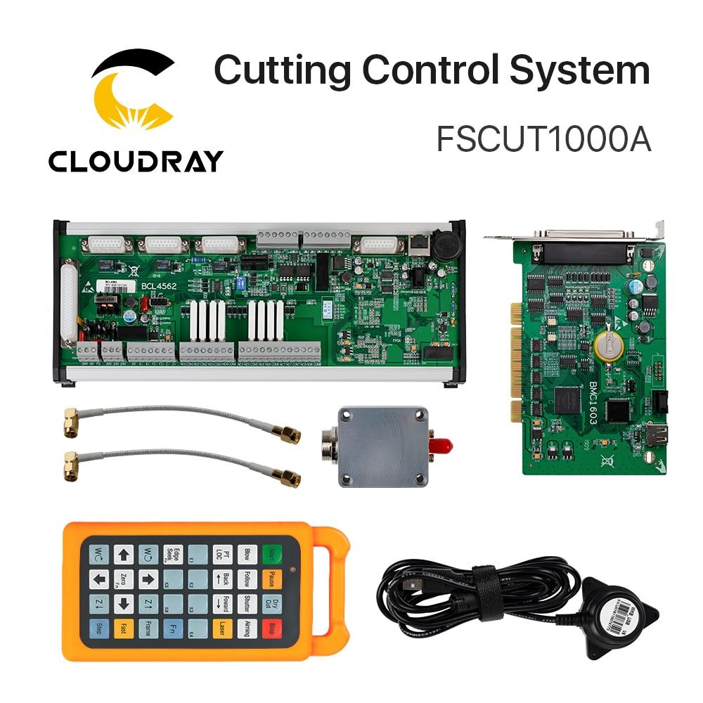 Friendess FSCUT Laser Cutting Machine Control System FSCUT1000A BMC1603 FSCUT1000 Controller For Metal Cutting