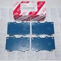 De alta calidad de disco Delanteros pastillas de Freno OEM: 04465-60230/0446560230 para Toyota LAND CRUISER 100 para LEXUS LX470
