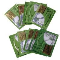 100 Pcs 50 Pair Lot Collagen Crystal Eye Masks Anti Aging Anti Puffiness Dark Circle Eyelid