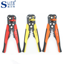 Slite manual hardware tool pliers multi function automatic clamp crimping tweezers