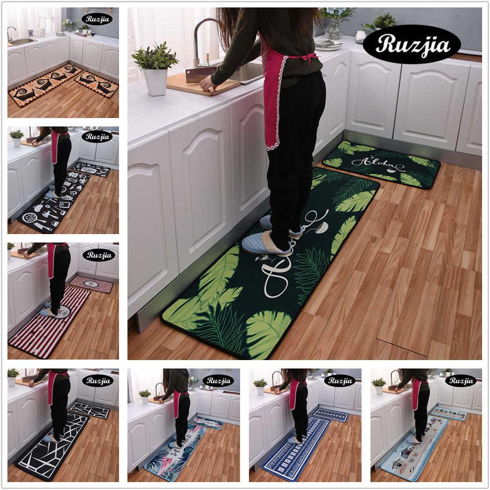 Смешные большие декоративные коврики и ковры для детей Детские домашние Гостиная кухня Холл для ванной, туалета дверь пол коврики для ванной