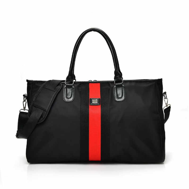 3322e1af4dbb Женский портативный дорожные сумки на колесах непромокаемые женские чемодан  с выдвижной ручкой дорожная сумка 2018 2