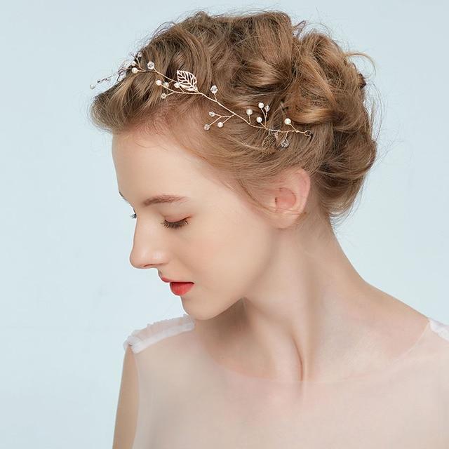 de mariage cheveux accessoires cheveux clips blanc perle. Black Bedroom Furniture Sets. Home Design Ideas