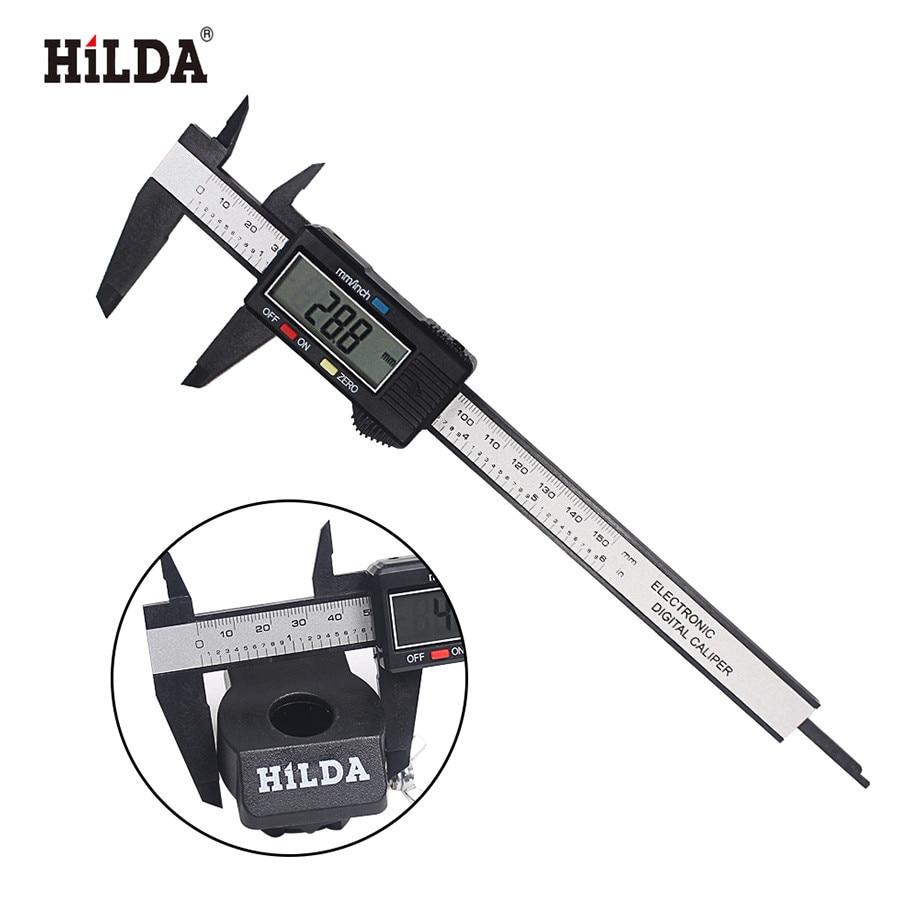 Calibri digitali del righello del micrometro del calibro del calibro - Strumenti di misura - Fotografia 1