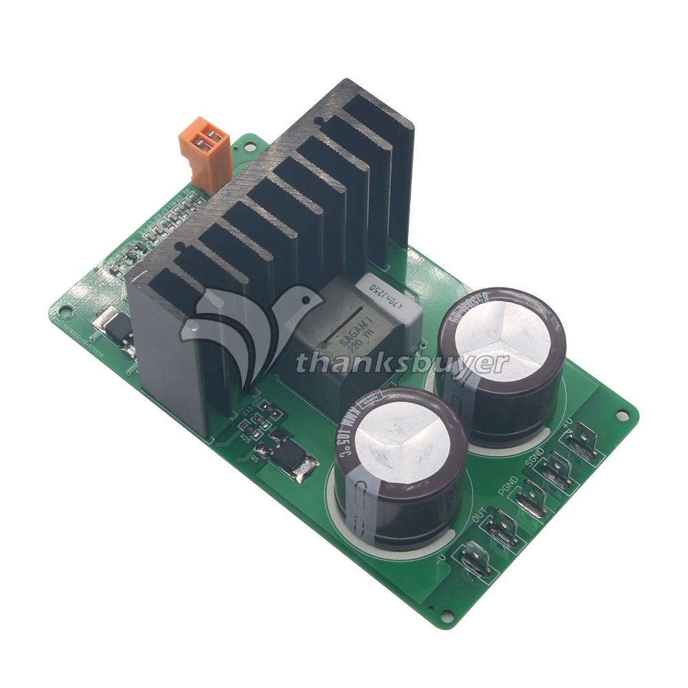Carte d'amplificateur numérique IRAUD200 Premium classe D IRS2092S 500 W carte d'amplificateur finie édition Standard-in Amplificateur from Electronique    1