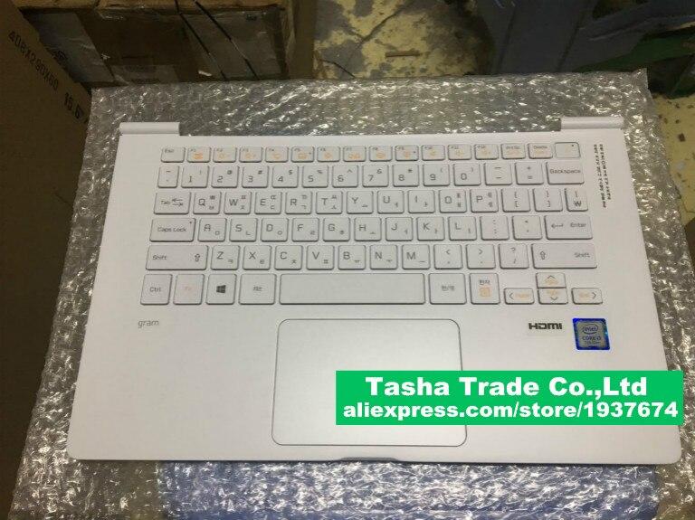 Laptop Upper Case C Cover KR keyboard bezel For LG gram 14z9