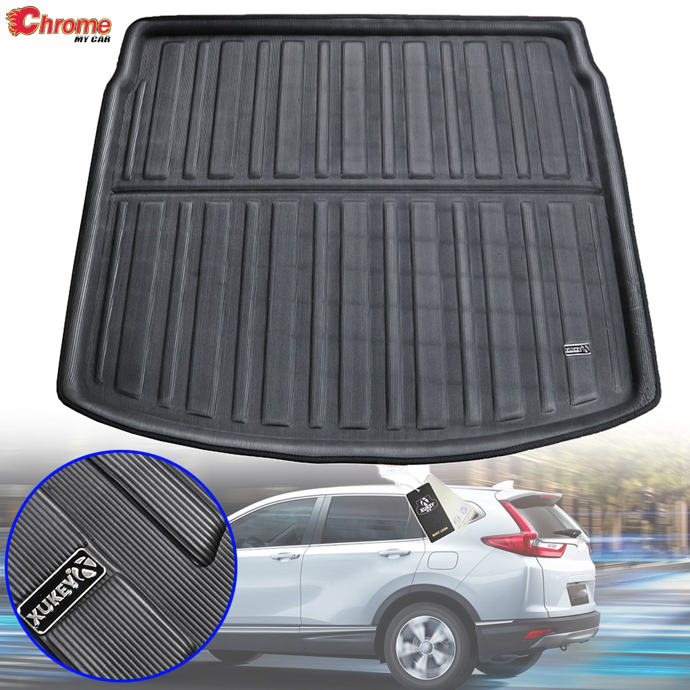 Xukey Fit For Toyota Rav4 2013-2018 Rear Trunk Liner Boot Mat Cargo Floor Tray