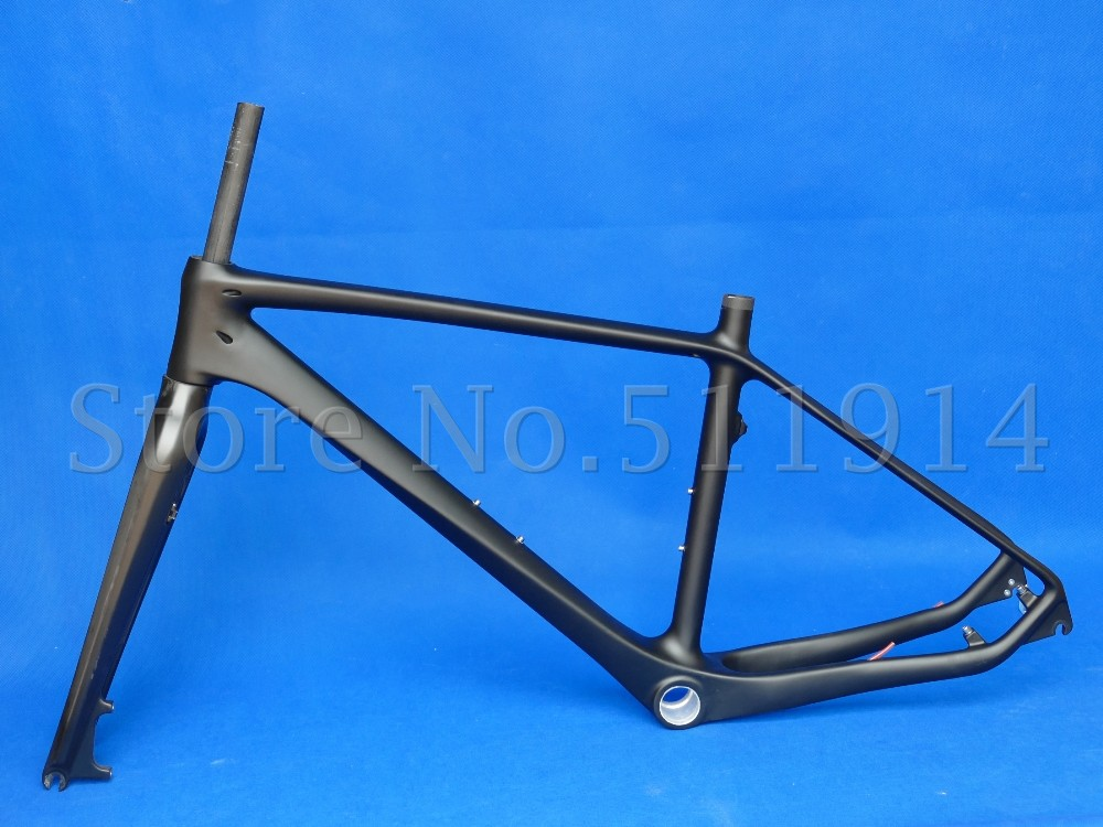 FLYXII FR203 Toray Carbon Fiber Mountain Bikes Bicycle Cycling MTB 26ER Frame And Fork