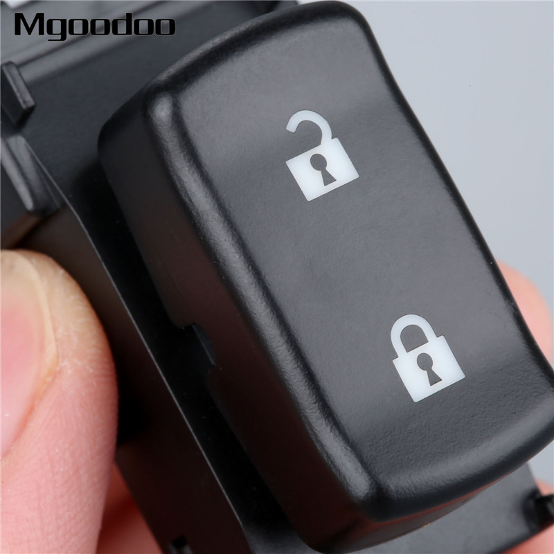 Mgododoo Door Lock Control Switch Button 10315842 Left Driver Side For Chevrolet Uplander Pontiac Montana 2005 2009 in Car Switches Relays from Automobiles Motorcycles