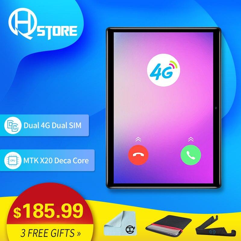 CHUWI Hi9 Aria MTK679 X20 Deca Core Da 10.1 Pollici GPS Bluetooth 4GB di RAM 64GB 2560x1600 Android 8.0 4G LTE Tablette PC di Chiamata di Telefono-in Tablet Android da Computer e ufficio su  Gruppo 1