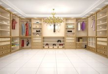 Laeacco Princess Wardrobe Bedroom Dressing Cloth Chandelier Photo Backgrounds Photocall Photography Backdrops For Photo Studio(China)