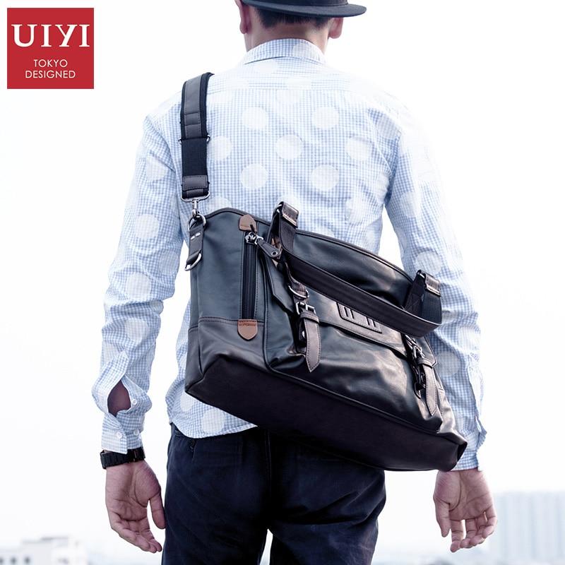 uiyi moda patchwork homens bolsa Modelo Número : Uyd16011