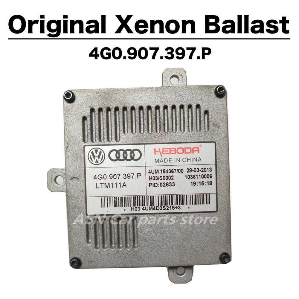 LED Daytime Running Light Control Unit 4G0.907.397.P For V W T-ouareg Audi A3 S3 RS3 MK3 8V A6 Q5 Q7 Skoda 4G0907397P