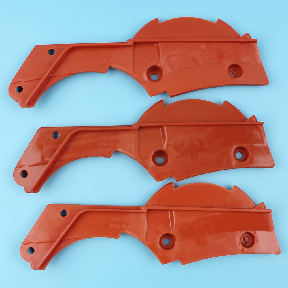 3pcs/lot Chain Brake Cover For Husqvarna 362 365 371 372 385 390 362XP 372XPW EPA Chainsaw #503751103 Replacement Parts