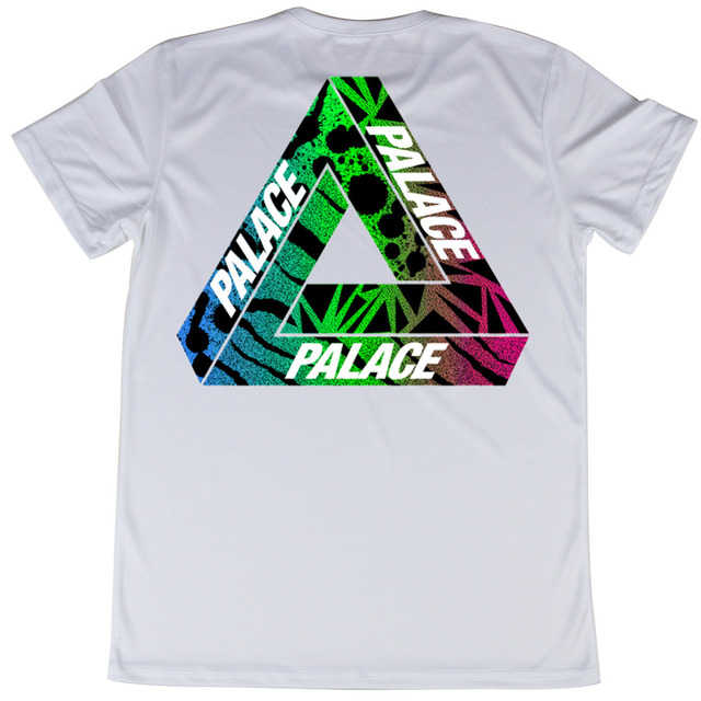 80bf0901289a New Palace T shirts Black White Brand Hip Hop Palace Skateboards T-Shirts  Summer Casual Tees Palace t shirts Plus Size S-4XL