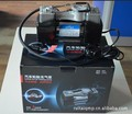 Multipurpose small portable inflating pump DC12V inflator for heavy air compressor