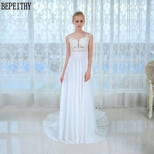 Us 1090 Bepeithy Vestido De Festa Longo Sexy Abendkleider Chiffon Slit Long Evening Dress Formal Dresses Robe De Soiree Longue 2019 In Evening