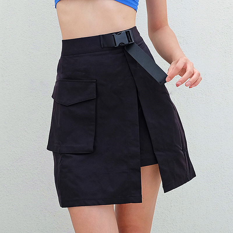 19a44153b11c7c Buy cargo skirt and get free shipping on AliExpress.com