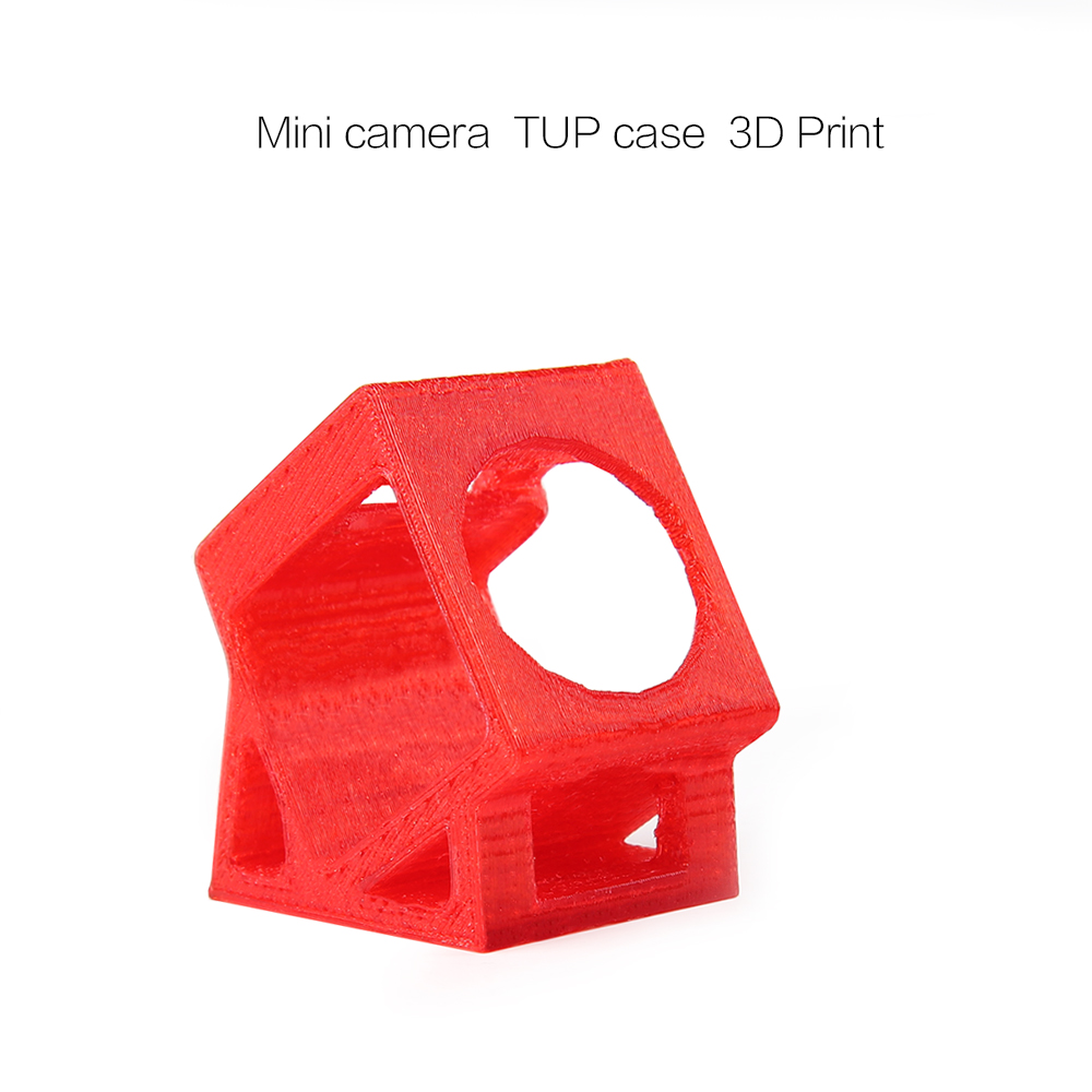 TPU 3D Printed Protective Shell Protection Housing Cover Case For SQ11 Mini Camera FPV Camera DVR 140 Degree RC Acc Parts