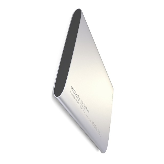 Useful Universal Ultrathin Metal Power Bank